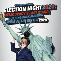 Stephen Colbert to Host Election Night Special on Showtime Photo