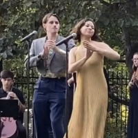Broadway Catch Up: August 18 - Stephanie J. Block, Eva Noblezada and Reeve Carney, A Photo