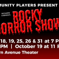 THE ROCKY HORROR SHOW Comes to Auburn Community Players Photo