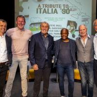 England Football Legends Raise Money For Wolverhampton Grand Theatre Charity Photo