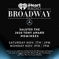 iHeartRadio Broadway Salutes 2020 Tony Nominees With Special Broadcast Photo