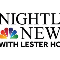 RATINGS: NBC NIGHTLY NEWS WITH LESTER HOLT is #1 Again Photo
