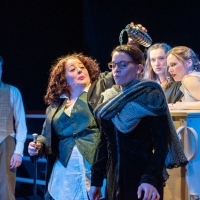 TWELFTH NIGHT - LIVE! Returns to Zoom This June And July Photo