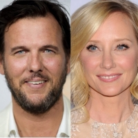 Jay Huguley And Anne Heche Board CHASING NIGHTMARES Photo
