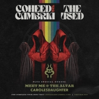 The Used Announce Co-Headlining Tour With Coheed & Cambria Photo