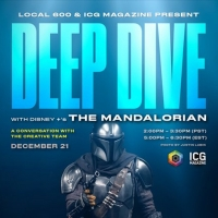 THE MANDALORIAN to be Explored by International Cinematographers Guild Deep Dive Pane Photo