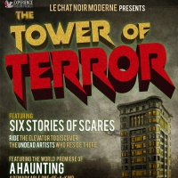 Experience Theatre Project Presents The TOWER OF TERROR Photo
