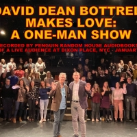 Penguin Random House Audio To Produce Live Audiobook Recording OfDAVID DEAN BOTTRELL Photo