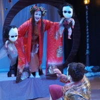 BWW Review: A NOH CHRISTMAS CAROL at Theatre Of Yugen is a stunning traditional Japanese theatre re-imagining of Dicken's famous tale.