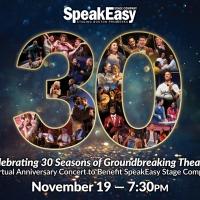 Broadway's De'Lon Grant To Host SpeakEasy's 30th Celebration Photo