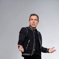 Sebastian Maniscalco Adds Seconds Show at DPAC Photo