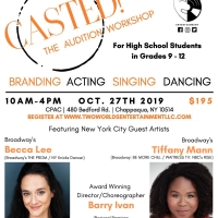 Local Teens To Learn From Broadway's Best This Weekend Photo