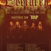 Female-Fronted Symphonic Groove Metal Band Tulip Announce Tour with Evergrey