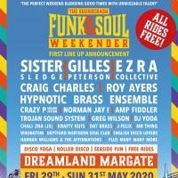 Soundcrash AnnouncesFirstNames ForFunk & Soul Weekender 2020