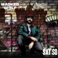 Masked Wolf Returns With New Single 'Say So' Photo