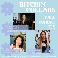 Experimental Bitch Presents Public Share Night For Bitchin' Collabs Fall Residency Photo