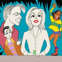 BWW Exclusive: Ken Fallin Draws the Stage - JAGGED LITTLE PILL Photo