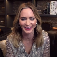 VIDEO: Emily Blunt Talks About WILD MOUNTAIN THYME on JIMMY KIMMEL LIVE