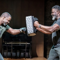 BWW Review: HYMN, Almeida Theatre Photo
