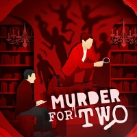 See the Sidesplitting Musical, MURDER FOR TWO! Photo
