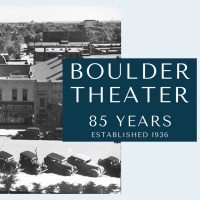 Boulder Theater Presents 85th Anniversary Virtual Food Drive Photo