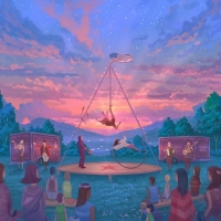 Hideaway Circus Launches Northeast Tour of STARS ABOVE Photo