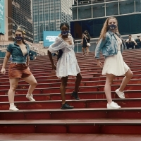 VIDEO: JUST ONE STEP FOR DEMOCRACY Premieres 'Stronger' by Devin Marie and Lorna Ventura Photo