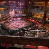 Construction Of The New MAGIC MIKE LIVE Theater At SAHARA Las Vegas Now Underway Photo
