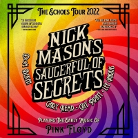 Nick Mason's Saucerful Of Secrets Brings The Early Music Of Pink Floyd To Boston's Shubert Photo