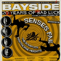 Bayside Announces '21 Years of Really Bad Luck' Tour Photo