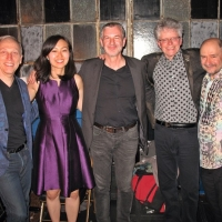 Stephan Thelen Composes 'World Dialogue' For Kronos Quartet and Al Pari Quartet Photo