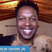 VIDEO: GMA Shares a Sneak Peek of Leslie Odom Jr. Performing 'The Room Where It Happe Photo