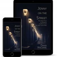 David Haldane Releases New Literary Short Story Collection JENNY ON THE STREET Photo