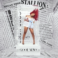 Megan Thee Stallion Announces Debut Album 'Good News' ​   Photo