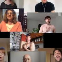 El elenco de BILLY ELLIOT interpreta una versión de 'La Canción de la Abuela' Photo