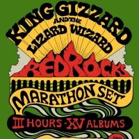 King Gizzard & The Lizard Wizard Add Second Red Rocks Marathon Show
