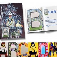 B IS FOR BEAR Teaches The ABC's Using Navajo-inspired Imagery And Stories Photo