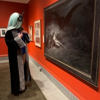 World Premiere Exhibition Traces Fantasy Illustration Through Five Centuries Photo