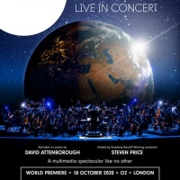 Emmy Award-Winning Netflix Documentary OUR PLANET Will Become Live Concert Photo