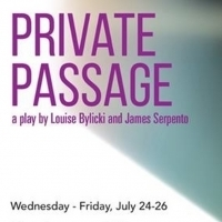 BWW Review: PRIVATE PASSAGE at Kingsman Row Entertainment in Association with Iowa Stage