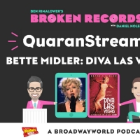 BWW Exclusive: Ben Rimalower's Broken Records QuaranStreams Continues with Bette Midler's Photo