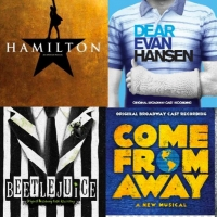 Get to Know the Top 10 Cast Albums on Billboard, From HAMILTON, to SIX, and More! Photo