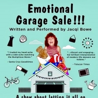 EMOTIONAL GARAGE SALE is Presented as Part of the Whitefire Theatre's Streaming Solofest Photo