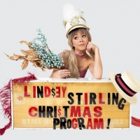 Lindsey Stirling Announces The Lindsey Stirling Christmas Program Tour; Full Tour Lis Photo