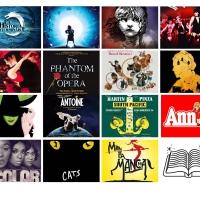 15 musicales basados en libros Photo