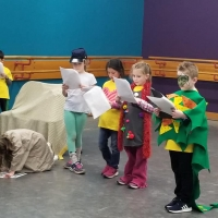Register Now For Playhouse Theatre Academy's Creative Kids Classes