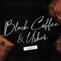 Black Coffee and Usher Share Collaboration 'LaLaLa' Photo
