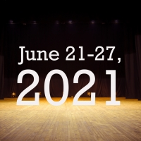 Virtual Theatre This Week: June 21-27, 2021- with Kate Reinders, Amanda Kloots, and M Photo