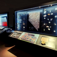 New Nevada Geology Exhibit Opens At Las Vegas Natural History Museum Photo