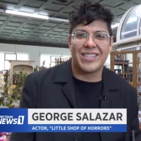 VIDEO: George Salazar and MJ Rodriguez Talk LITTLE SHOP OF HORRORS at Pasadena Playhouse's Diverse Cast, Fresh Take on the Show, and More!